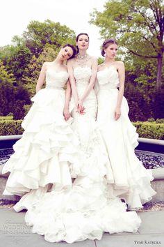 Yumi Katsura Spring 2013 Wedding Dresses | Wedding Inspirasi