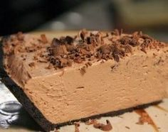Easy no-bake Nutella cheesecake!!!!!