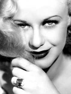 Ginger Rogers...could there have been a better actress