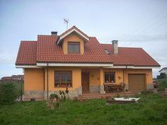 Colores fachadas casas