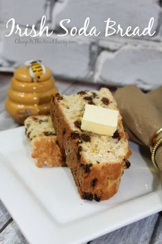 Looking for something #tasty to cook for #StPatricksDay?   Then check out this #yummy #Irish #SodaBread #Recipe. :)  http://cheapisthenewclassy.com/2015/02/irish-soda-bread-recipe.html #bread #breadrecipes