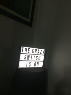 Kmart light box sayings