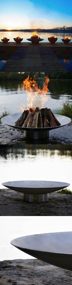 Fire Pit Art - Bella Vista Fire Pit