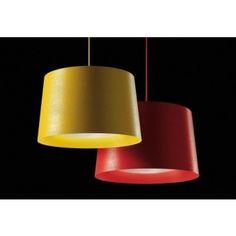 Twiggy Sospensione Piccola Rosso. Artikelcode: L020H159007263. Brink Licht.