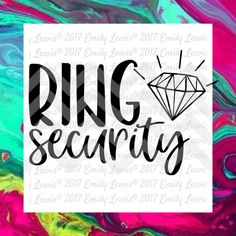 ring security svg - ring bearer clipart - ring bea…