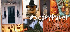 #scarypaper raccontaci Halloween http://paperproject.it/rubriche/paperedazione/scarypaper-raccontaci-tuo-halloween/
