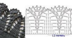 Letras e Artes da Lalá: Barrrados de crochê (google/Eris Cook)