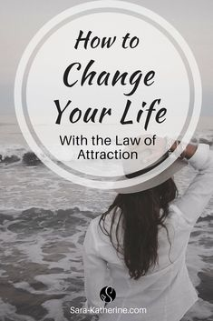 How to change your life with the law of attraction. Manifest your biggest dreams and turn them into a reality in three simple steps! Plus, I give examples about how the law of attraction has worked in my life, before I even knew what it was! Law Of Attraction Money, Law Of Attraction Quotes, Law Of Attraction Affirmations, Affirmations Success, Morning Affirmations, Levels Of Understanding, Think And Grow Rich, Meaningful Life, Life Advice