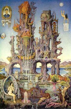 Juan O'Gorman - Proyecto de monumento al nacimiento de Venus