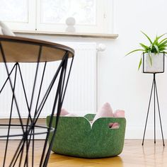 Via Emma B | Muuto Restore | Ferm Living Wire Basket and Plant Stand