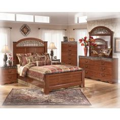 Fairbrooks Estate   8 Piece Bedroom Package At: Http://www.homefurniturenyc