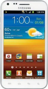 Samsung Galaxy S II Epic Touch 4G Android Phone, White (Sprint)Buy it at. http://l1nk.com/4n38vw