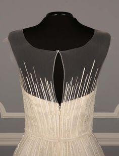 Austin Scarlett Aurora AS31 Discount Designer Wedding Dress