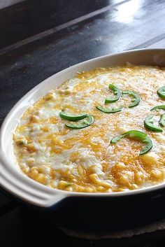 Cheesy Mexicorn Dip - everyone loved this one