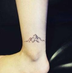 1001 Dessins Originaux De Tatouage Montagne Tatted Up
