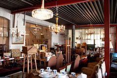 Review of Die Glasfabrik in Vienna - Shopikon