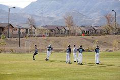 We love the new baseball field