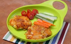 These quick and easy fried rostis can be served as a whole meal or side dish, suitable from 9 months