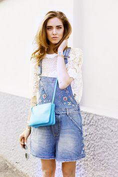Chiara Ferragni of The Blonde Salad // #Fashion #StreetStyle