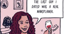 """""""Mansplaining"""" is not a personal attack on you. It's a word that describes a pattern of behavior in our culture."""
