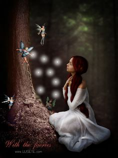 With the faeries by Lucia Segura on 500px