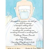 Unique Wedding Gifts Bridal Shower Invitations, 2986