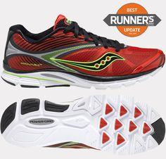 Saucony Kinvara 4 - Believe In The Run