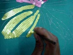 Tutorial Sulaman Manik : Sequins- The Traditional Art Of Handcrafted Embroidery.wmv - % - http://kelasmanikcrumble.com/tutorial-sulaman-manik-sequins-the-traditional-art-of-handcrafted-embroidery-wmv/