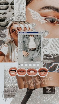Fashion poster, Digital Collages, Collage, Fashion Collage