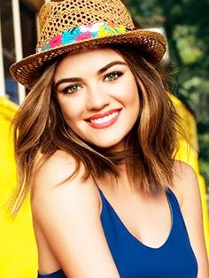 Lucy Hale for Mark Girl
