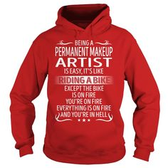 Being a Permanent Makeup Artist like Riding a Bike Job Title TShirt #gift #ideas #Popular #Everything #Videos #Shop #Animals #pets #Architecture #Art #Cars #motorcycles #Celebrities #DIY #crafts #Design #Education #Entertainment #Food #drink #Gardening #Geek #Hair #beauty #Health #fitness #History #Holidays #events #Home decor #Humor #Illustrations #posters #Kids #parenting #Men #Outdoors #Photography #Products #Quotes #Science #nature #Sports #Tattoos #Technology #Travel #Weddings #Women