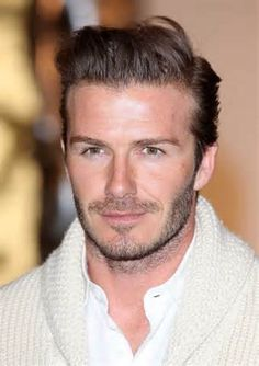 ISFP Famous People:                                   David Beckham