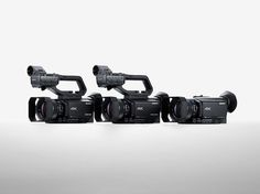 Sony packed serious phase detect AF into these new 4K palm-style camcorders #photography