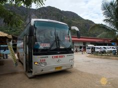 Information on the Cherry Bus plying the Puerto Princesa and El Nido Route (Updated February Philippines Palawan, Puerto Princesa, February 12, Cherry, Travel, Viajes, Destinations, Prunus, Traveling