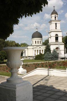 Chisinau Moldova Cathedral