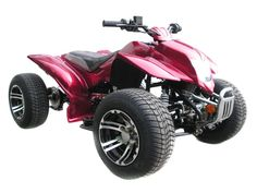 """ATV009 125cc ATV Semi-automatic 3-speed with Neutral and Reverse, Front Double A Swing Arm Suspention, Air Cooled, Discs Brakes, 10"""" Aluminum Wheels $1300.00"""