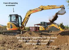 Is Diggerland Just For Boys? http://melaniesfabfinds.co.uk/children/is-diggerland-just-for-boys/ #fun #themepark #UKthemepark #themeparkintheUK #fundaysout #funwiththekids