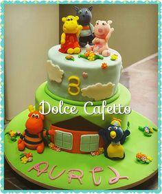 Backyardigas cakes