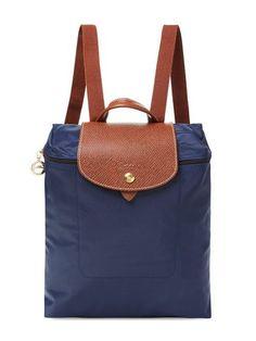 Le Pliage Nylon Backpack by Longchamp at Gilt