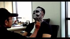 Make Up Skeleton Jakarta