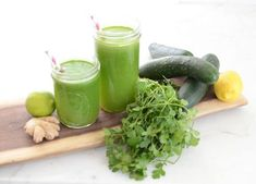Cilantro Detox Juice is easy to make and flushes heavy metals out of the body. Cilantro is a super food that fights cancer, heart disease, and diabetes.