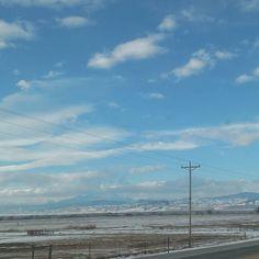 Good morning mountains. #LongsPeak #HorsetoothRock #mountains