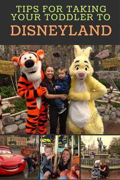 Disneyland Toddler Friendly Rides - Fun rides for toddlers