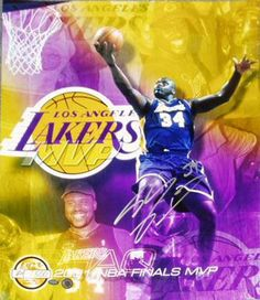 lakers lakers 2001 championship shaquille oneal los angeles lakers 2001