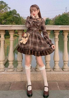 Kpop Fashion Outfits, Fashion Mode, Edgy Outfits, Korean Outfits, Cute Casual Outfits, Lolita Fashion, Asian Fashion, Pretty Outfits, Pretty Dresses
