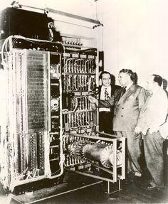 UNIVAC I (1951).
