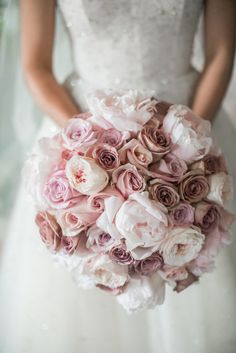 Wedding Bouquet - Jessica Claire Photography