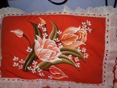 Rosvita Artes ...Pintura em Tecidos e Emborrachados: Colcha