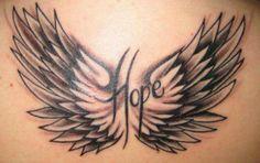 Tattoo ideas: the hidden symbolism, the most popular tattoos - wing t . - Tattoo ideas: the hidden symbolism, the most popular tattoos – wing tattoo on the back – - Mom Tattoos, Cute Tattoos, Body Art Tattoos, Small Tattoos, Tattoos For Women, Tattoo Mom, Alas Tattoo, Tattoo Henna, Ankle Tattoo