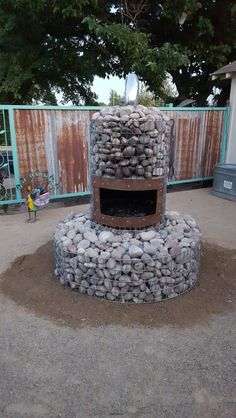 Picturesque Gabion Double Sided Fireplace Bbq  Garden Fireplaces  Gabion  With Engaging Gabion Fire Pit With Agreeable Painted Garden Walls Also Rattan Garden Furniture Set In Addition Garden Clipart And Gardens With Railway Sleepers As Well As Garden Tree Identification Uk Additionally Amazon Gardening From Pinterestcom With   Engaging Gabion Double Sided Fireplace Bbq  Garden Fireplaces  Gabion  With Agreeable Gabion Fire Pit And Picturesque Painted Garden Walls Also Rattan Garden Furniture Set In Addition Garden Clipart From Pinterestcom
